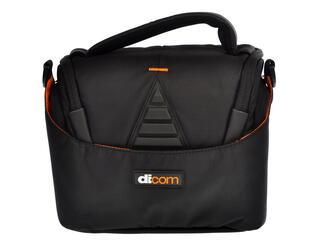 Сумка Dicom Utah 21 черный