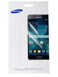 """4.7""""  Пленка защитная для смартфона Samsung Galaxy Alpha"""