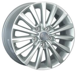 Автомобильный диск литой Replay H61 7x18 5/114,3 ET 50 DIA 64,1 Sil