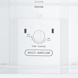 Холодильник с морозильником LG GA-B409UMQA серебристый