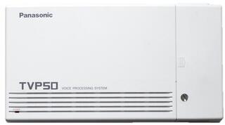KX-TVP50BX 4 часа, 2 порта, 32 почтовых ящика