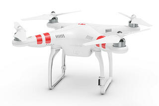 Квадрокоптер DJI Phantom 2 + DJI H3-3D