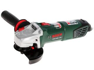 Углошлифовальная машина Bosch PWS 1000-125