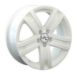 Автомобильный диск Литой LegeArtis TY42 6,5x16 5/100 ET 45 DIA 54,1 White