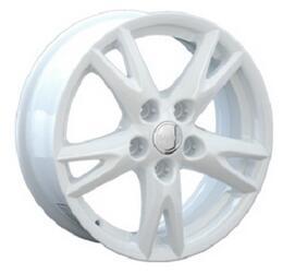Автомобильный диск литой Replay NS48 6,5x16 5/114,3 ET 40 DIA 66,1 White
