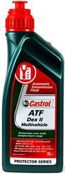 Трансмиссионное масло CASTROL ATF Dex II Multivehicle 4672370060