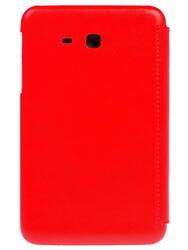 Чехол-книжка для планшета Samsung Galaxy Tab 3 Lite красный
