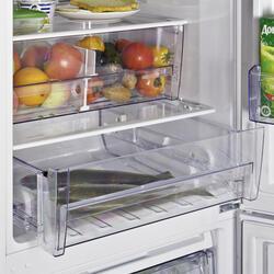 Холодильник с морозильником BEKO CN328220 белый