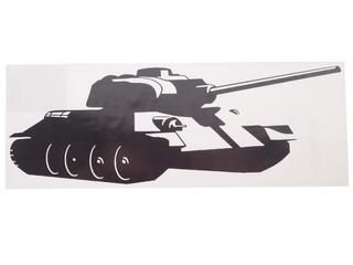 "Наклейка World Of Tanks ""Танк"""