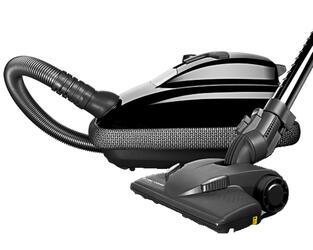 Пылесос Bork V703 черный