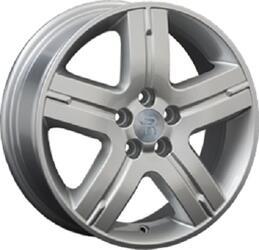 Автомобильный диск литой Replay SB5 6,5x16 5/139,7 ET 39 DIA 60,1 Sil