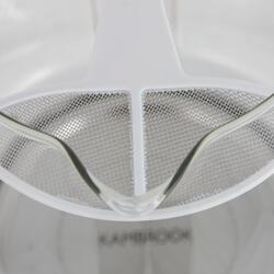 Электрочайник Kambrook AGK302 белый, прозрачный