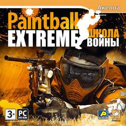 "[139804] Игра ""Paintball extreme. Школа войны"" DVD"