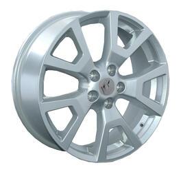 Автомобильный диск литой Replay RN83 7x18 5/112 ET 20 DIA 106,1 Sil