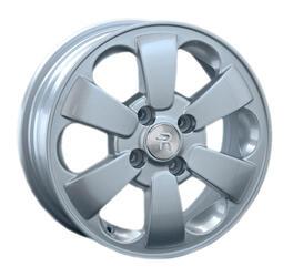 Автомобильный диск Литой Replay RN37 5,5x14 4/100 ET 45 DIA 60,1 Sil