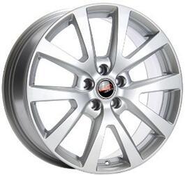 Автомобильный диск Литой LegeArtis Concept-OPL504 7x18 5/105 ET 38 DIA 56,6 Sil