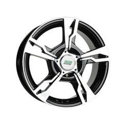 Автомобильный диск литой Nitro Y9113 6,5x16 5/114,3 ET 40 DIA 66,1 BFP