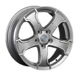Автомобильный диск литой Replay TY150 6,5x16 5/114,3 ET 45 DIA 60,1 Sil