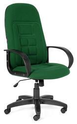 Кресло офисное CHAIRMAN CH727 зеленый
