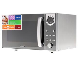 Микроволновая печь Rolsen MG2380TP серебристый