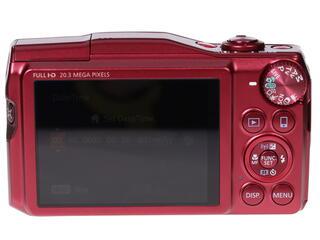 Компактная камера Canon PowerShot SX710 HS красный