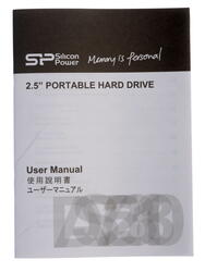 "2.5"" Внешний HDD Silicon Power Armor A60 [SP020TBPHDA60S3K]"