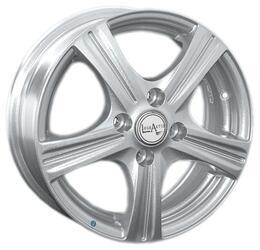 Автомобильный диск Литой LegeArtis GM38 5,5x14 4/100 ET 45 DIA 56,6 Sil