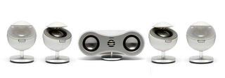 Акустическая система Hi-Fi Jamo 360 S 35 HCS White