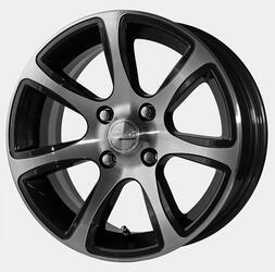 Автомобильный диск Литой Скад Лира 6,5x15 4/108 ET 26 DIA 65,1 Алмаз