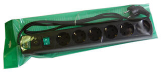 Сетевой фильтр MOST LRG-box черный