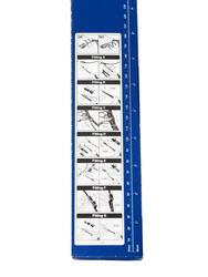 Щетка стеклоочистителя Denso WB-Flat Blade DF-118