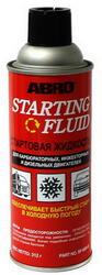 Стартовая жидкость ABRO SF650R