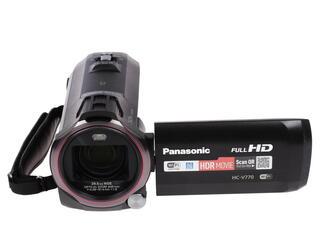 Видеокамера Panasonic HC-V770 черный