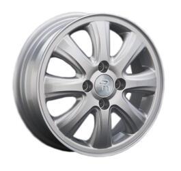 Автомобильный диск Литой Replay HND22 5x14 4/100 ET 46 DIA 54,1 Sil