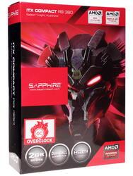Видеокарта Sapphire AMD Radeon R9 380 ITX COMPACT OC [11242-00-20G]