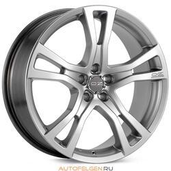 Автомобильный диск Литой OZ Racing Palladio ST 9,5x20 5/130 ET 52 DIA 71,56 Crystal Titanium