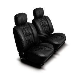 Чехлы на сиденье AUTOLAND PRESIDENT 1101001-100 черный