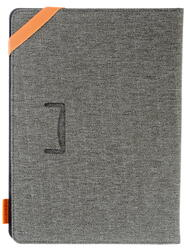 """Чехол-книжка для планшета универсальный 10.1""""  серый"""