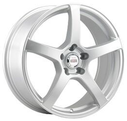 Автомобильный диск Литой Alcasta M32 6,5x15 4/100 ET 40 DIA 56,6 Sil