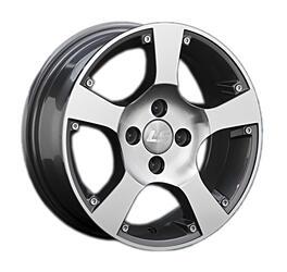 Автомобильный диск Литой LS BY505 6x14 4/98 ET 35 DIA 58,6 GMF