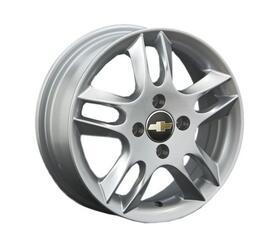 Автомобильный диск Литой Replay GN21 5,5x14 4/100 ET 45 DIA 56,6 Sil