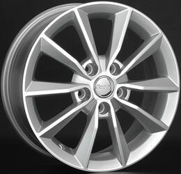 Автомобильный диск литой Replay VV172 6,5x16 5/112 ET 33 DIA 57,1 Sil