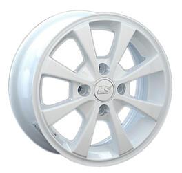 Автомобильный диск Литой LS ZT391 5,5x14 4/98 ET 35 DIA 58,6 White