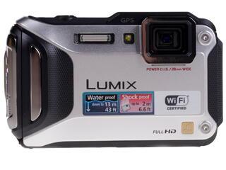 Компактная камера Panasonic Lumix DMC-FT5 серебристый