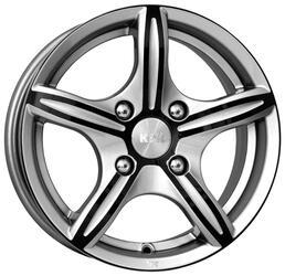 Автомобильный диск Литой K&K Мирель 6x14 4/98 ET 38 DIA 58,5 Бинарио