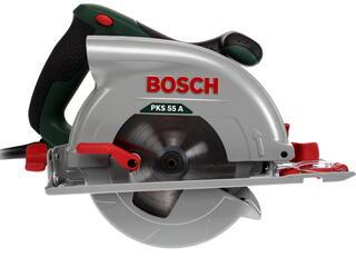 Пила дисковая Bosch PKS 55 A