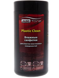 Салфетки AirTone Plastic Clean