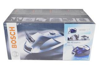 Пылесос Bosch BSGL42080 синий