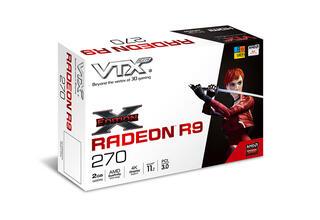 Видеокарта VTX3D AMD Radeon VXR9 270 [VXR9 270 2GBD5-DHXV2]