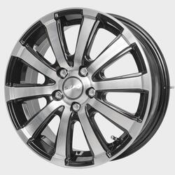 Автомобильный диск Литой Скад Бриз 5,5x15 4/100 ET 45 DIA 67,1 Алмаз
